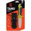 Couteau à pointe arrondie Tanu NavGreen