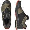 XA Wild Trail Running Shoes Bungee Cord
