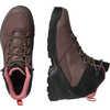 OUTward Gore-Tex Hiking Boots Peppercorn/Black/Brick Dust
