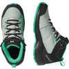 Chaussures de randonnée Outward CSWP Fantôme/gris eau/feuille de menthe