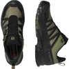 Chaussures de courte randonnée X Ultra 4 GTX Vert lichen foncé/noir/olive