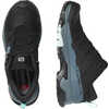 X Ultra 4 Gore-Tex Light Trail Shoes Black/Stormy Weather/Opal Blue