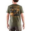 T-shirt Tornetrask Vert