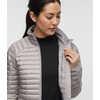 Boundary Light Down Jacket Neutral Grey