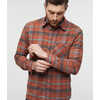 Overland Stretch Shirt Sequoia Grove Plaid