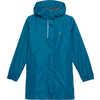 Aquanator Long Jacket Aquatic Blue