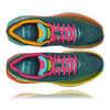 HOKA x Cotopaxi Torrent 2 Trail Running Shoes Mallard Green/Evening Primrose