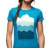 Vista T-shirt Short Sleeve Azul
