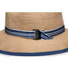 Grasshopper Hat Navy Stripe