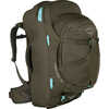Fairview 70L Backpack Misty Grey