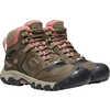 Ridge Flex Mid Waterproof Light Trail Shoes Timberwolf/Brick Dust