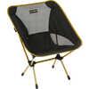 Chair One Black/Golden Yellow