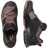 XA Wild Trail Running Shoes Peppercorn/Black/Cedar Wood