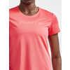Core Essence Short Sleeve Mesh T-Shirt Crush