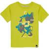 Jaden Short Sleeve T-Shirt Lima Lookout Graphic