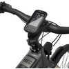 Vélo électrique 407 à tube supérieur abaissé Argent