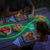 Lampe Radiant ShineLine rechargeable Vert