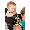 Porte-bébé Poco Plus Noir étoilé