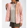 Mountain Sweatshirt Hoodie 3.0 Café Crème/Evening Sand Pink