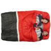 Sac de couchage Frontcountry Bed -7C Rouge/Noir