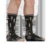Chaussettes mi-épaisses ABC Hiker Cushion Boot Noir