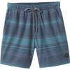 Metric E-Waist Zip Shorts Atlantic Kai