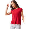 Tracker T-Shirt Scarlet Red