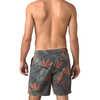 Metric E-Waist Zip Shorts Balsam Tropics