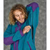 Anniversary Cornice Jacket Blue Spruce/Regal Purple