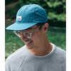 Anniversary Rad 6 Panel Hat Blue Spruce