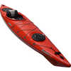 Kayak Aventura 125 avec dérive Rouge vélocité