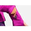 Dash Half Zip Long Sleeve Top Heather Magenta