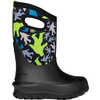 Neo Classic Waterproof Insulated Boots Big Foot Black Multi