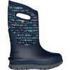 Neo Classic Waterproof Insulated Boots Twinkle Dark Blue Multi