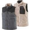 Reversible Bivy Down Vest Forge Grey