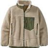 Retro-X Jacket Natural/Coriander Brown