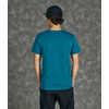 Anniversary Fair Trade Short Sleeve T-Shirt Blue Spruce Robson Bight Graphic