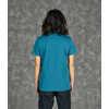 T-shirt certifié équitable édition anniversaire Imprimé Robson Bight bleu épinette