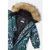 Lappi Reimatec Winter Suit Black