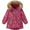 Muhvi Reimatec Winter Jacket Jam Red