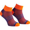 Chaussettes double épaisseur Coolmesh II Royal / Orange