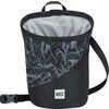 Edge Chalk Bag Black/Grey Shard Graphic