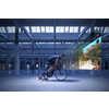 Qubo Power Fluid Bike Trainer White