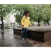 Lampi Raincoat Yellow