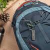 Dual Carabiner SlideLock 3 Olive