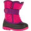 Snowbug 4 Boots Bright Rose