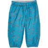 Bundle Up Reversible Pants Aquatic Blue Peak PrinT