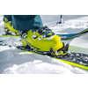 Hoji Free 110 Ski Boots White/Lime Punch